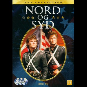 Nord Og Syd: Bog 2 (North And South: Book 2)