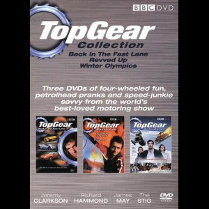 Top Gear: Collection  -  3 disc