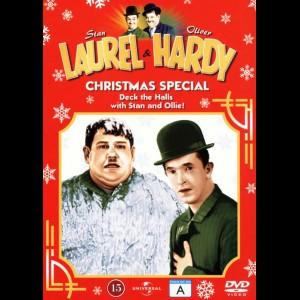 Laurel & Hardy: Christmas Special (4 film) (Stan Laurel & Oliver Hardy)