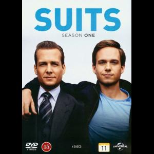 Suits: Sæson 1