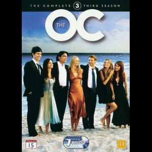 -4176 The OC: Orange County: Sæson 3 (KUN ENGELSKE UNDERTEKSTER)