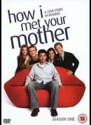 How I Met Your Mother: Sæson 1 (KUN ENGELSKE UNDERTEKSTER)