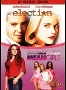 Mean Girls + Election  - 2 disc
