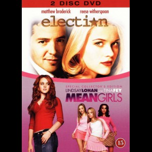 Election + Mean Girls  -  2 disc