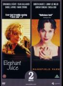 Elephant juice + Mansfield Park