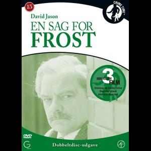 En Sag For Frost 01  -  2 disc (3 afsnit)