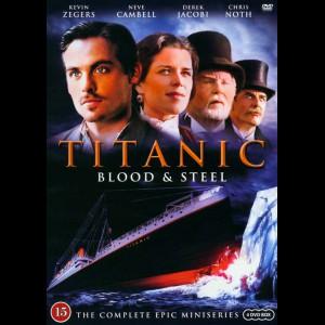 Titanic: Blood & Steel  -  4 disc