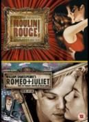 Moulin Rouge + Romeo + Julie  -  2 disc