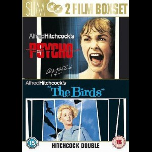 Psycho (1960) + The Birds (1963)