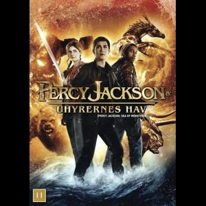 Percy Jackson Og Uhyrernes Hav (Percy Jackson: Sea Of Monsters)