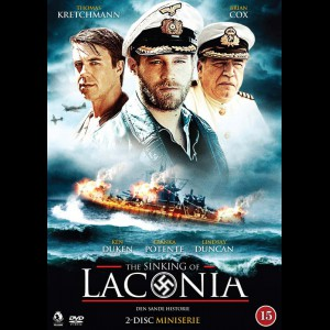 The Sinking Of The Laconia  -  2 disc