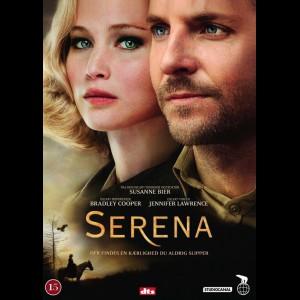 Serena (Jennifer Lawrence)