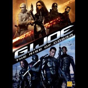 -5388 G.I. Joe: The Rise Of Cobra (KUN ENGELSKE UNDERTEKSTER)