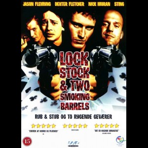 -3303 Lock Stock & Two Smoking Barrels (KUN ENGELSKE UNDERTEKSTER)
