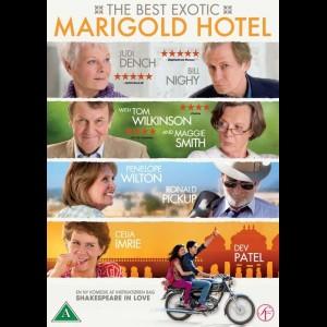 -3401 The Best Exotic Marigold Hotel (KUN ENGELSKE UNDERTEKSTER)