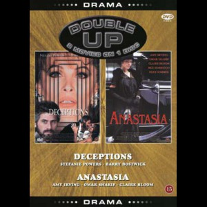 Deceptions (1985) + Anastasia: The Mystery Of Anna (1986)
