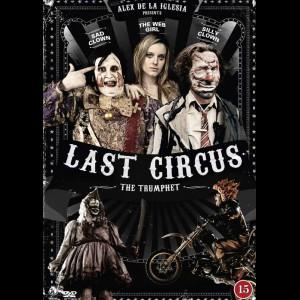 Last Circus: The Trumphet (Balada Triste De Trompeta)
