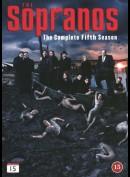 The Sopranos: Sæson 5 (KUN ENGELSKE UNDERTEKSTER)