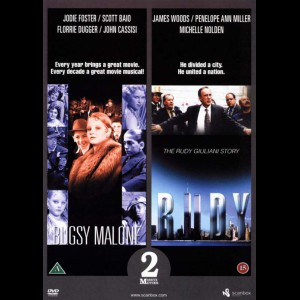Bugsy Malone + The Rudy Giuliani Story
