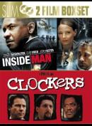 Inside Man + Clockers  -  2 disc