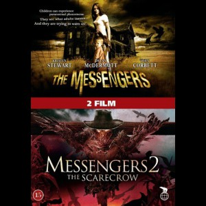 The Messengers + Messengers 2: The Scarecrow  -  2 disc