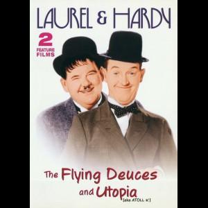 Stan & Ollie: The Flying Deuces + Utopia (Laurel & Hardy) (Double Up)