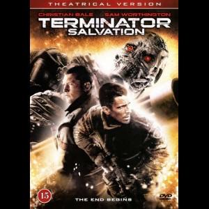 -5316 Terminator 4: Salvation (KUN ENGELSKE UNDERTEKSTER)