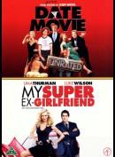 Date Movie + My Super Ex-Girlfriend