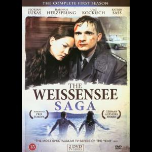 The Weissensee Saga - A Berlin Love Story: Sæson 1