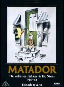 Matador 09 (Eps. 17+18)