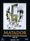Matador 04 (Eps. 7+8)