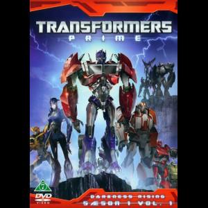 Transformers Prime: Sæson 1 - Del 1
