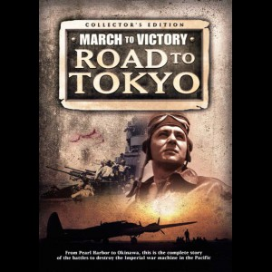 March To Victory: Road To Tokyo  -  5 disc