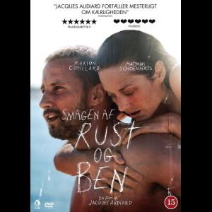 Smagen Af Rust Og Ben (De Rouille Et D os)