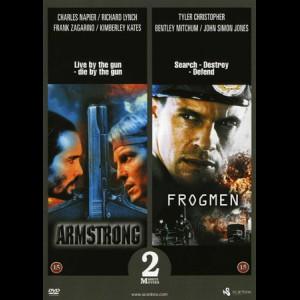 Armstrong + Frogmen: Operation Stormbringer
