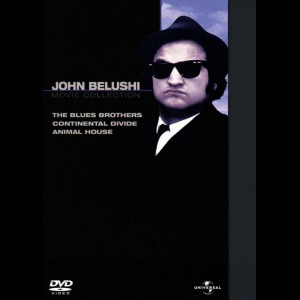 John Belushi Movie Collection  -  3 disc