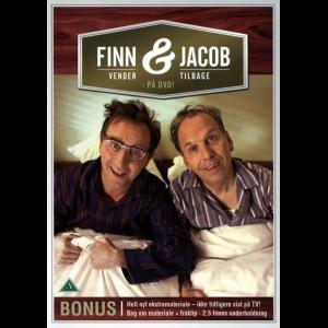 Finn & Jacob: Vender Tilbage - På DVD