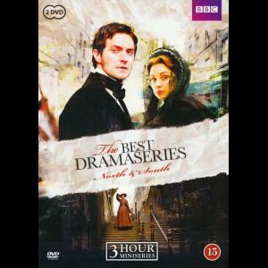 North & South  -  2 disc (BBC) (2004) (De Bedste Dramaserier)