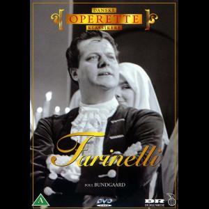 u13992 Farinelli (Operette) (UDEN COVER)