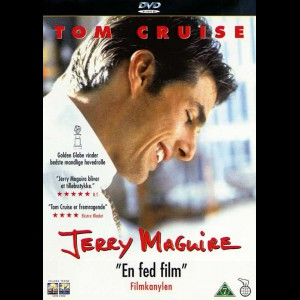 u10327 Jerry MaGuire (UDEN COVER)