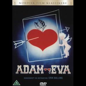 u11281 Adam Og Eva (1953) (UDEN COVER)