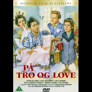 u11282 På Tro Og Love (UDEN COVER)