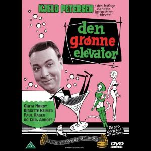 u13936 Den Grønne Elevator (UDEN COVER)