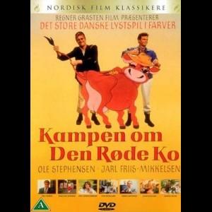 u13573 Kampen Om Den Røde Ko (UDEN COVER)