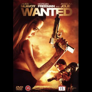 u9978 Wanted (2008) (UDEN COVER)