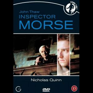 u3750 Inspector Morse 2: Nicholas Quinn (UDEN COVER)