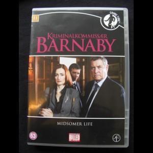 u16252 Kriminalkommissær Barnaby 63: Midsomer Life (UDEN COVER)