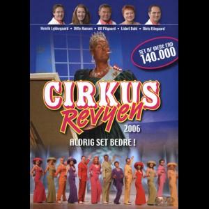 u11248 Cirkus Revyen (2006) (UDEN COVER)