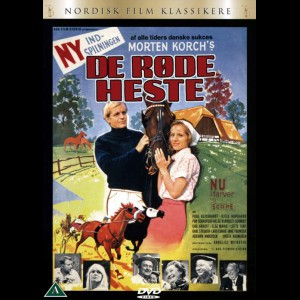 u14447 De Røde Heste (1968) (UDEN COVER)
