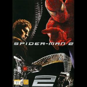 u12410 Spider-Man 2 (UDEN COVER)